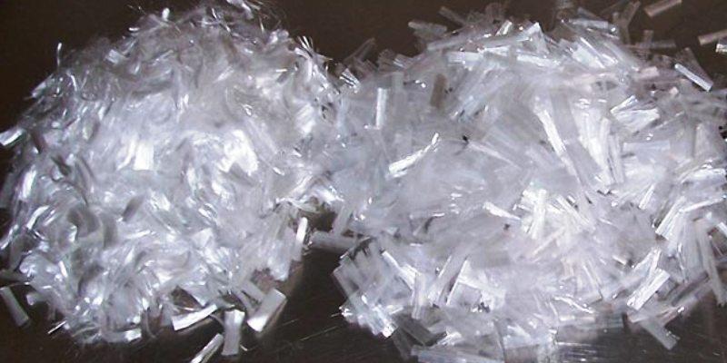 Фибра полипропиленовая (фибрин или синтетическое фиброволокно)