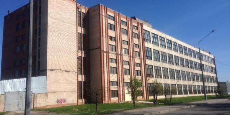 Офис и склад ТД Арммикс на Новоселов 8